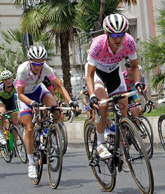 Giro Rosa – 2ème étape : Pas de changement au classement général pour Pauline