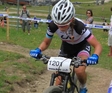 Championnats de France VTT : Nouveau maillot tricolore pour Pauline