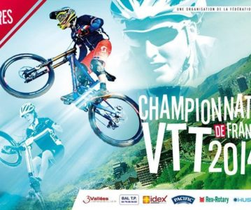Championnats de France VTT 2014 : Vers un nouveau titre pour Pauline ?