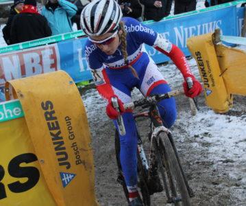 Superprestige de Diegem : un nouveau podium pour Pauline !