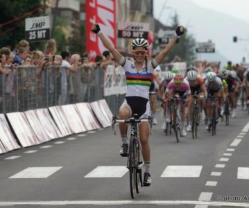 Giro Rosa – 5ème étape : Trezzo Sull'Adda – Aprica
