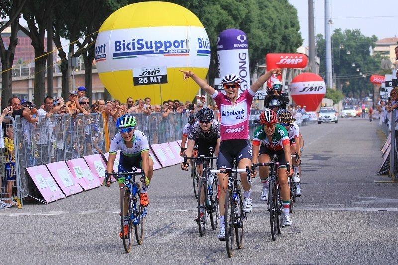 Giro Rosa – 3ème étape : Curtatone – Mantova