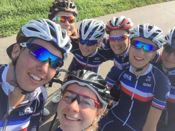 Sélection féminine pour les prochains championnats du Monde route