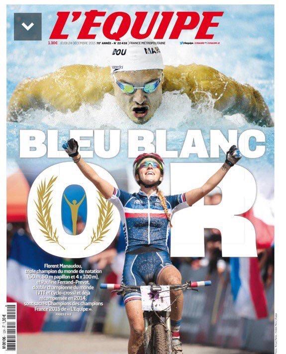 Championnes des championnes France 2015 !