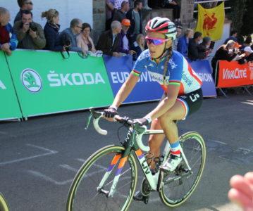 Un jour sans pour Pauline mais une victoire pour Rabo Liv Women Cycling Team