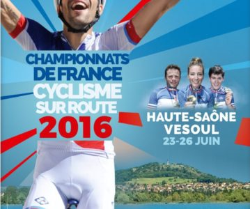 Retrouvons Pauline lors de la course en ligne des Championnats de France