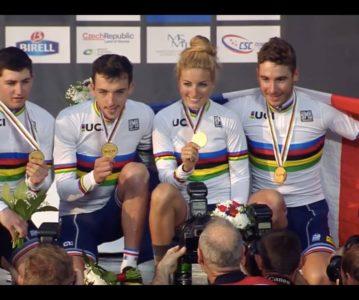 L'équipe de France conserve son titre !