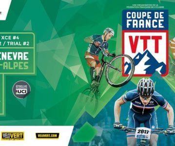 Dernière manche de la coupe de France VTT