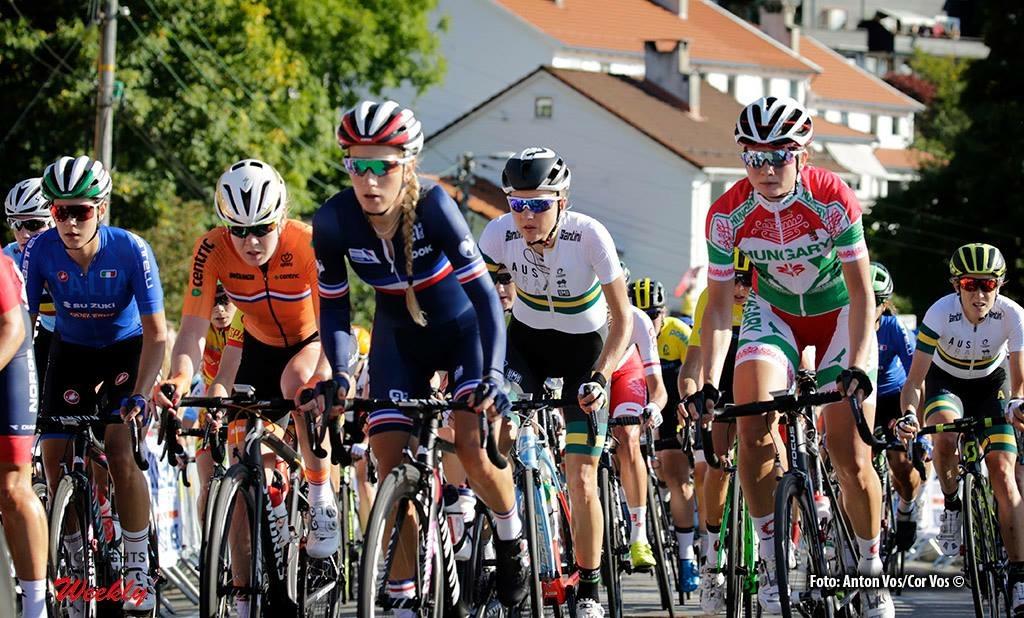 Une belle équipe de France à Bergen…