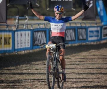 Une belle façon de clôturer la saison…Pauline remporte le Roc d'Azur 2017 !