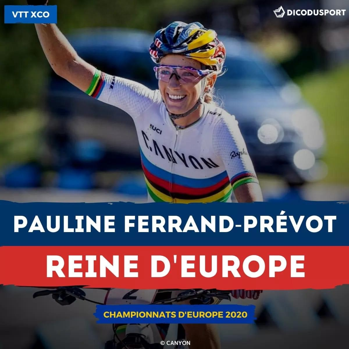 Pauline survole l'Europe !
