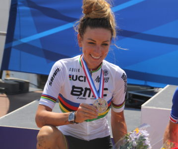 Vice-championne de France XCO